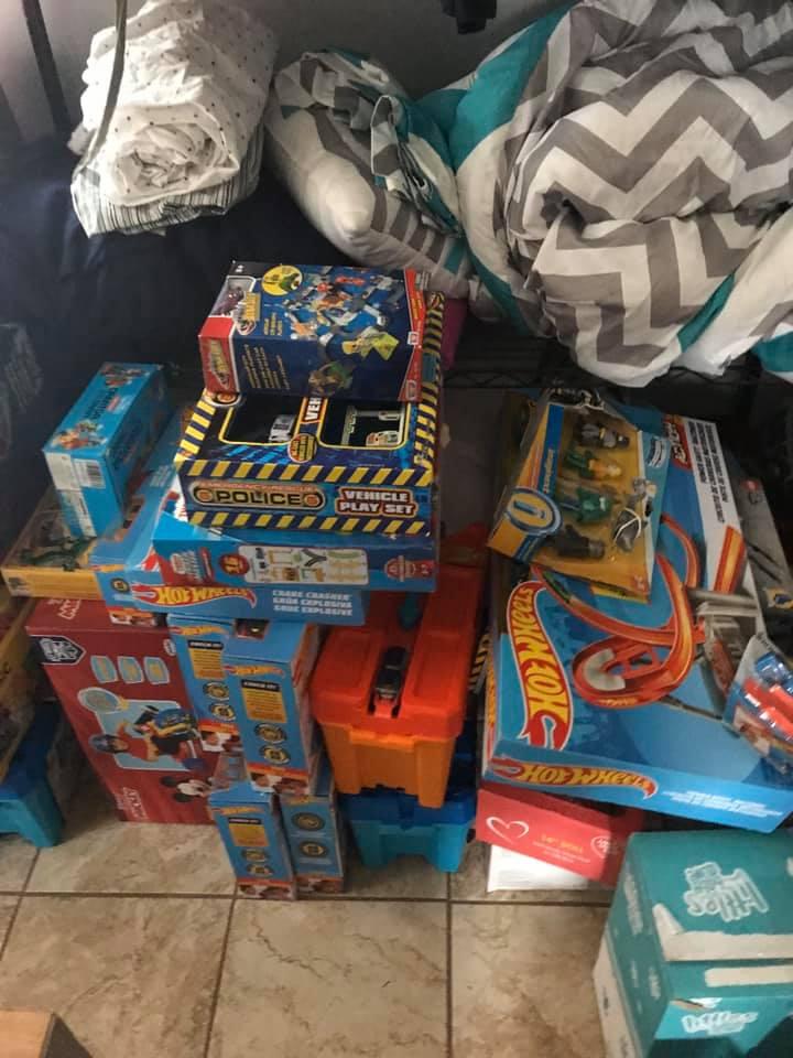 foster closet near me. Christmas donations