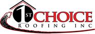 Foster Closet sponsor 1st Choice Roofing Logo.